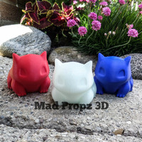 Bulbasaur Planter, Now Available in More Colors, Bonus gifts