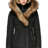 WOMEN | LEATHER JACKETS, DOWN COATS & ACCESSORIES | MACKAGE