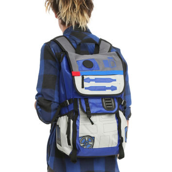 Star Wars R2-D2 Built Backpack