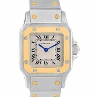 Cartier quartz womens Watch (Certified Pre-owned)