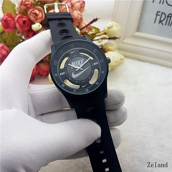 NIKE Woman Men Fashion Quartz Movement Watch