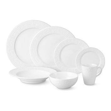 Pillivuyt Greek Key Dinnerware Collection