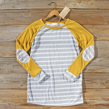 Mustard & Patch Tee