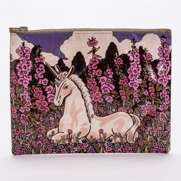 Unicorn Zipper bag