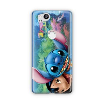 Disney Lilo And Stitch Google Pixel 3 XL Case | Casefantasy