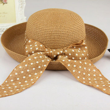 Beach Korean Stylish Summer Hats [10136603911]