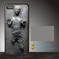 Han Solo Frozen in Carbonite New TPU silicon cellphone case cover for 5 5s 6 6 plus Samsung galaxy S3 S4 S5 S6 edge Note 2 3 4