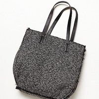 Free People Womens June Faux Fur Tote