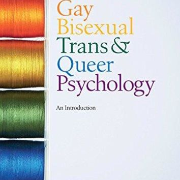 Lesbian, Gay, Bisexual, Trans & Queer Psychology 1