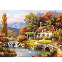 YANXIN DIY Framed Painting By Numbers Oil Paint Photo Wall Art Digital Pictures Painting Decor For Home Decoration Gifts S048