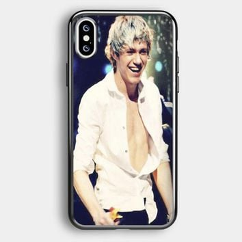Niall Horan Collage iPhone XS Case | Casefruits