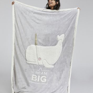 Oysho Manta dream big Blanket