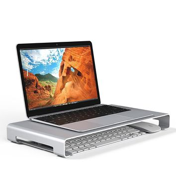 Laptop Stand for Apple iMac, Tablet,  MacBook Pro, PC, Notebook Base, Portable Computer, Stand