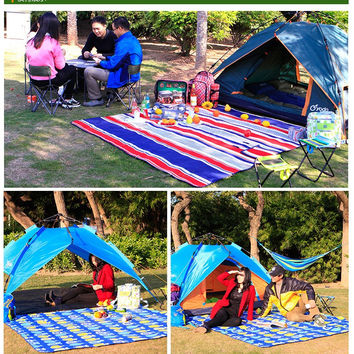 Moisture-proof Foldable Outdoor Picnic Mat