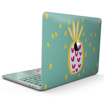 Mint v3 Pineapple - MacBook Pro with Touch Bar Skin Kit