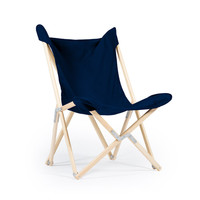 Ducale Natural Wood Tripolina Chair