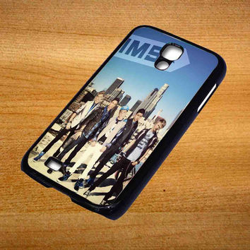IM5 band zero gravity gabe dana dalton cole will For Samsung Galaxy S4 Case *76*