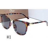 Dior men and women tide brand fashion sunglasses F-HWYMSH-YJ