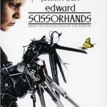 Edward Scissorhands 10th Anniversary From Amazon Loves