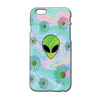 Alien Plastic Phone Case for Iphone 6 6s ^_^ Yurishop (VA907)