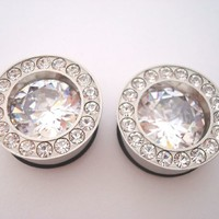 Ultimate Bling Plugs (8 gauge - 1 inch)