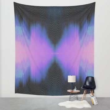 Pastel Goth Wall Tapestry by Ducky B