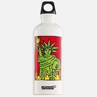 Statue of Liberty Water Bottle