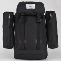 Poler The Rucksack Backpack Black One Size For Men 21986810001