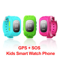 Children GPS Kids Smart Watch Wristwatch