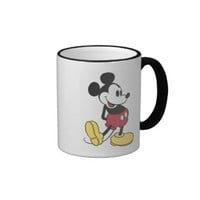 Classic Mickey Mouse Coffee Mug