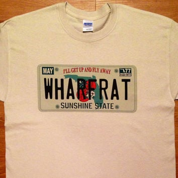 Wharf Rat Florida Grateful Dead T Shirt