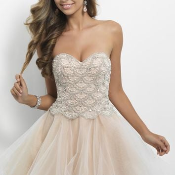 Homecoming dresses by Blush Prom Homecoming Style 9650