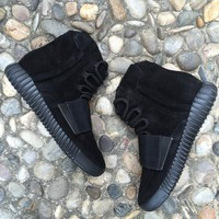 Adidas YEEZY Boots 750 All Black 40--46