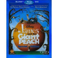James and the Giant Peach (Special Edition) (2 Discs) (Blu-ray/DVD) (Widescreen)