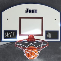 Personalizable Basketball Hoop | Pottery Barn Kids