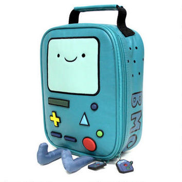 Adventure Time Beemo Lunchbox |