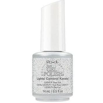 IBD Just Gel Polish Lights! Camera! Karats! - #56792