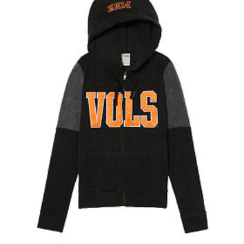 University Of Tennessee Cozy Perfect Full-Zip Hoodie - PINK - Victoria's Secret