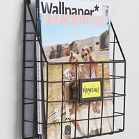 Magazine Wall Rack - Urban Outfitters