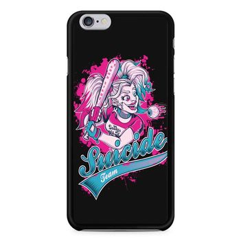 Harley Quinn Suicide Team iPhone 6/6S Case