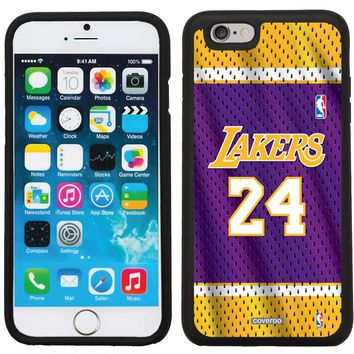 Kobe Bryant - Road Jersey Front Customizable Personalized Case