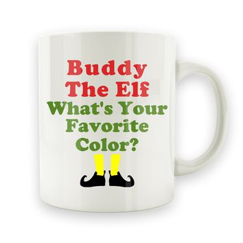 Buddy The Elf - 15oz Mug