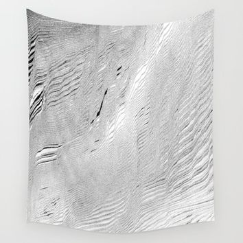 Wispy Wall Tapestry by wobins