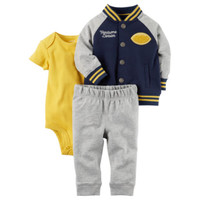 Nike 3-pc. Bodysuit Set-Baby Boys - JCPenney