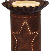 Rusty Star Mini Melt/Tart Warmer