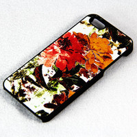 Vintage Floral Print iPhone 5 Case