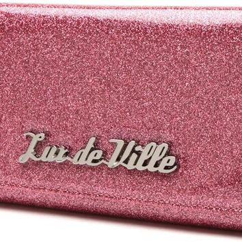 Miss Lux [Pink Bubbly Sparkle] | WALLET