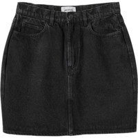 mimmi black skirt