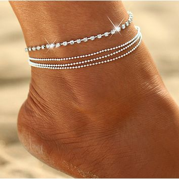 Stacey Anklet