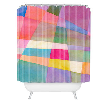 Elena Blanco Colours Shower Curtain